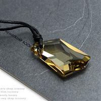 Austria crystal pendant(50MM)(no chain)