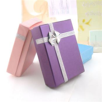 fashion jewelry packing box (12 pcs/bag)