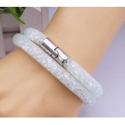 Fashion crystal stardust Mesh bracelets