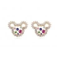 mouse earring SE8601