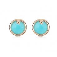 opal earring SE8612