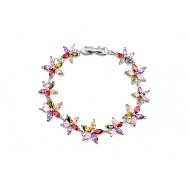 Austrian crystal bracelet 16523