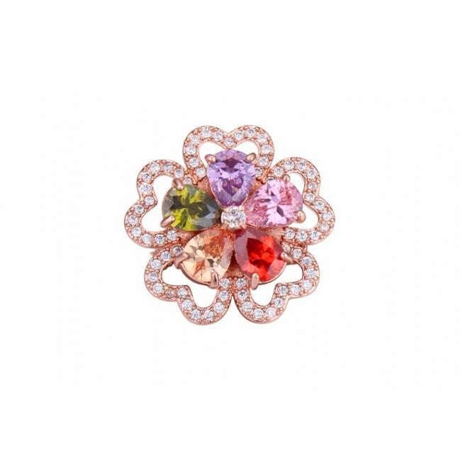 Austrian crystal brooches ky21841