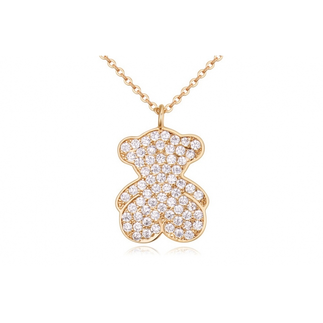 Austrian crystal necklace ky22147
