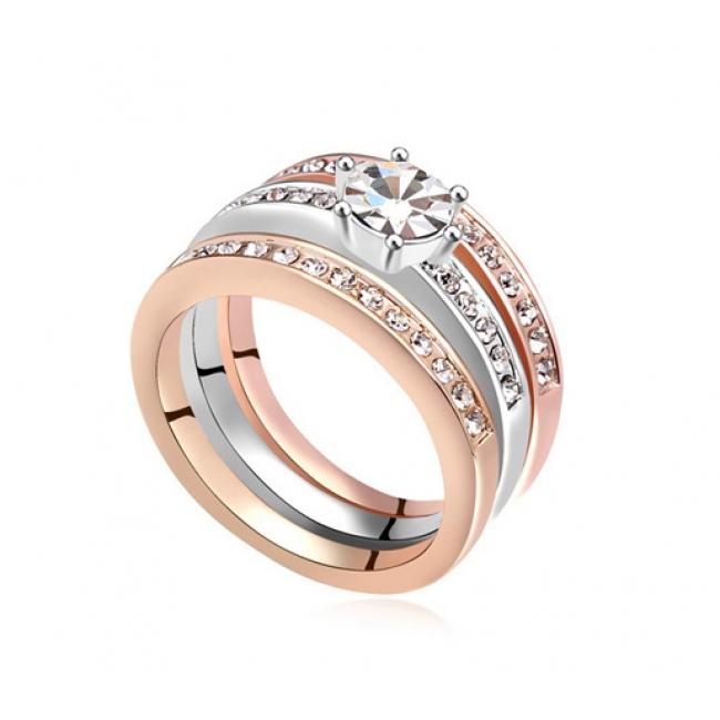 Austria crystal ring SE17123