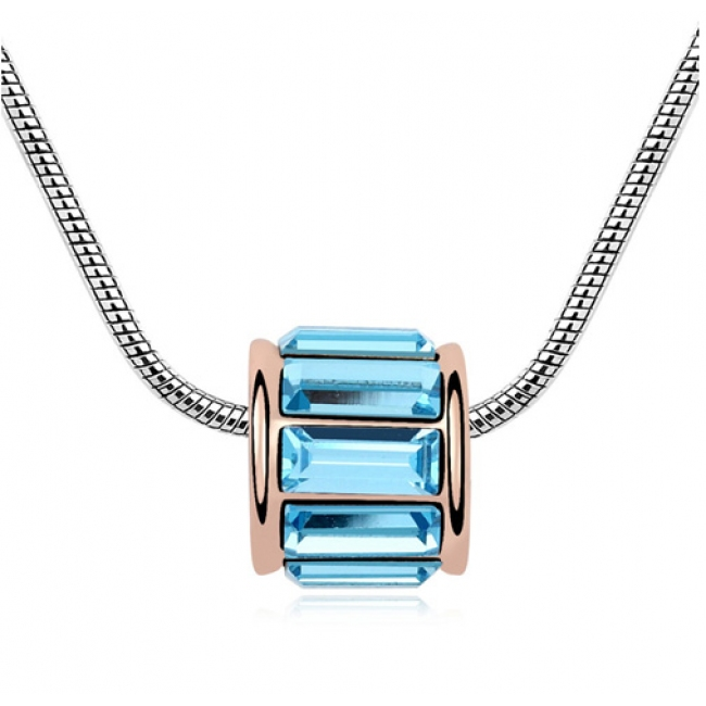Austria crystal necklace SE10783