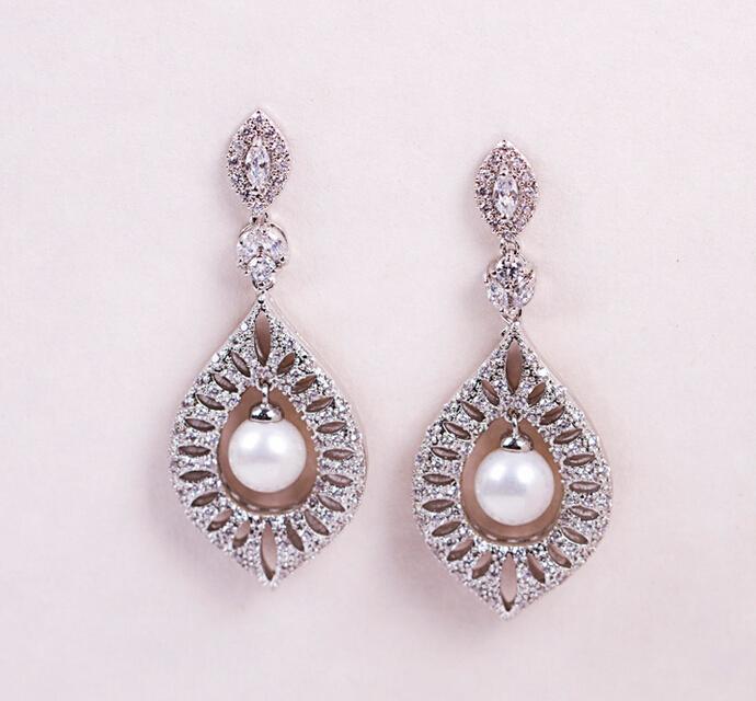 pearl earring  208015