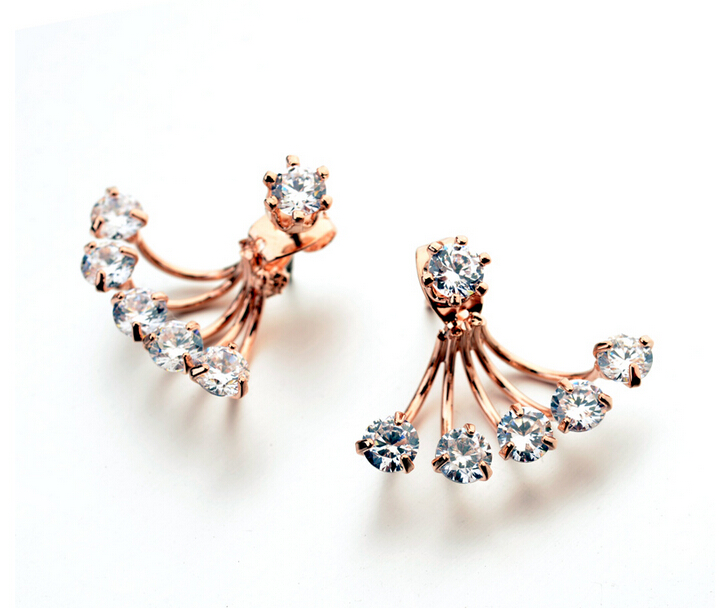 two wear earring 208015