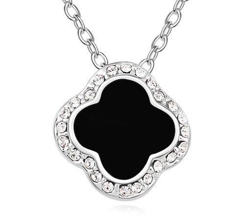 Austria crystal necklace SE15252
