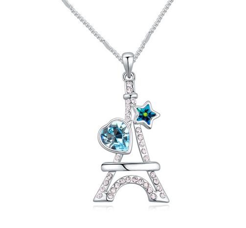 Austria crystal necklace SE20583