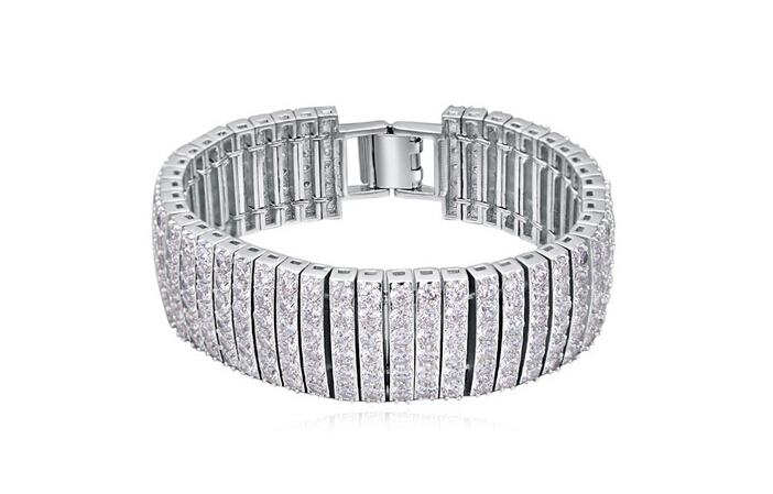 Austrian crystal bracelet ky18651