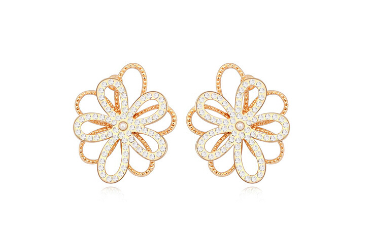 Austrian crystal earrings ky18328