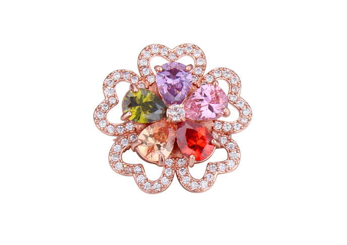 Austrian crystal brooches ky21841