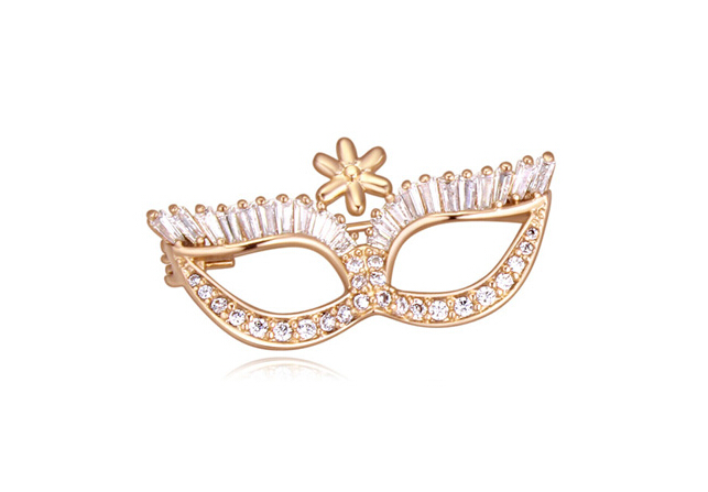 Austrian crystal brooches ky22158