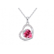 Austrian crystal necklace ky22084
