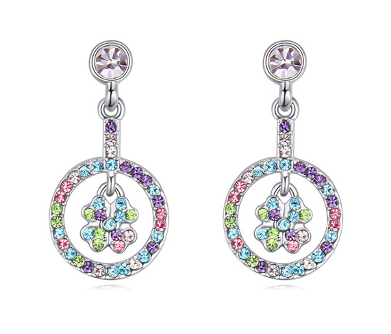 Austrian crystal earrings ky20728