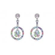 Austrian crystal earrings ky20728
