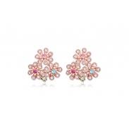 Austrian crystal earrings ky20580