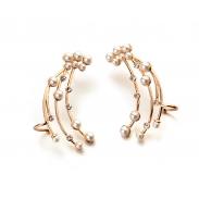 Fashion pearl earrings 87751