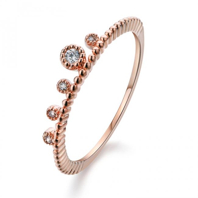 popular zircon ring RB013800