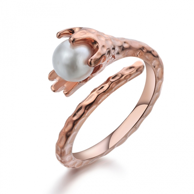 popular pearl ring RB032840