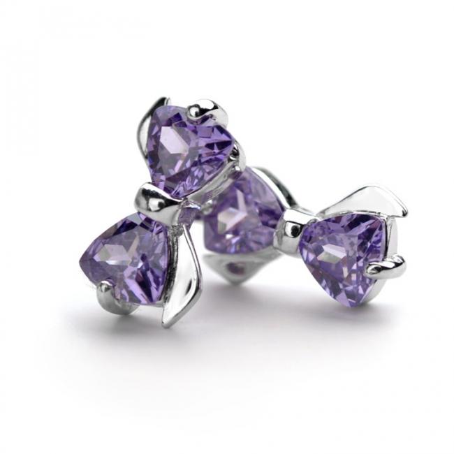 fashion silver earring 710855