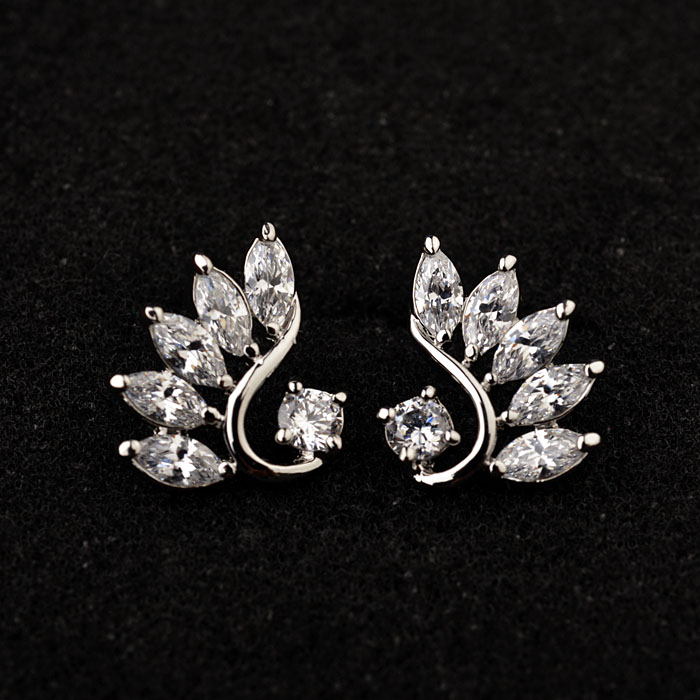 zircon earring 87402