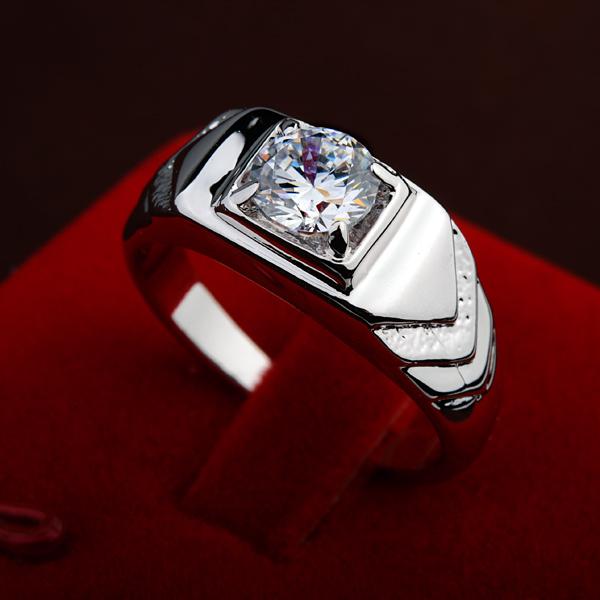 fashion crystal ring 90776