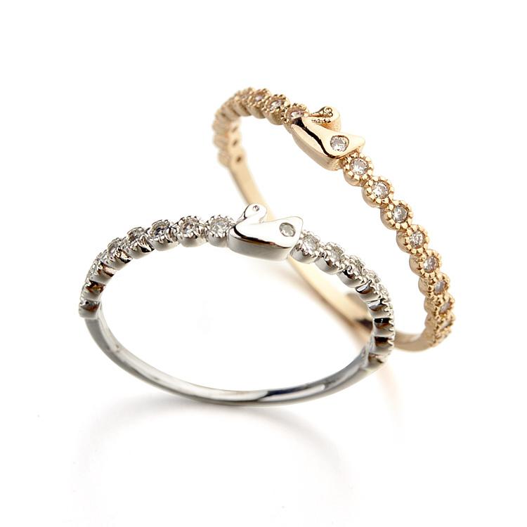 crystal ring 115545
