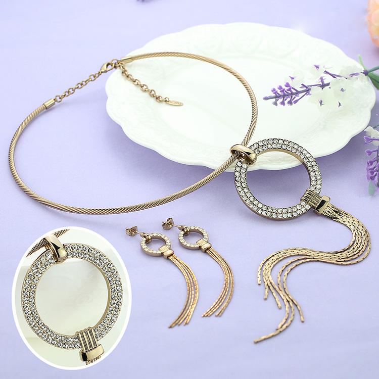 jewelry set 201026+125746