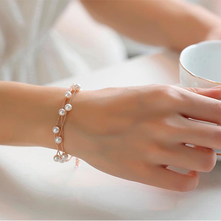 pearl bracelet 171159