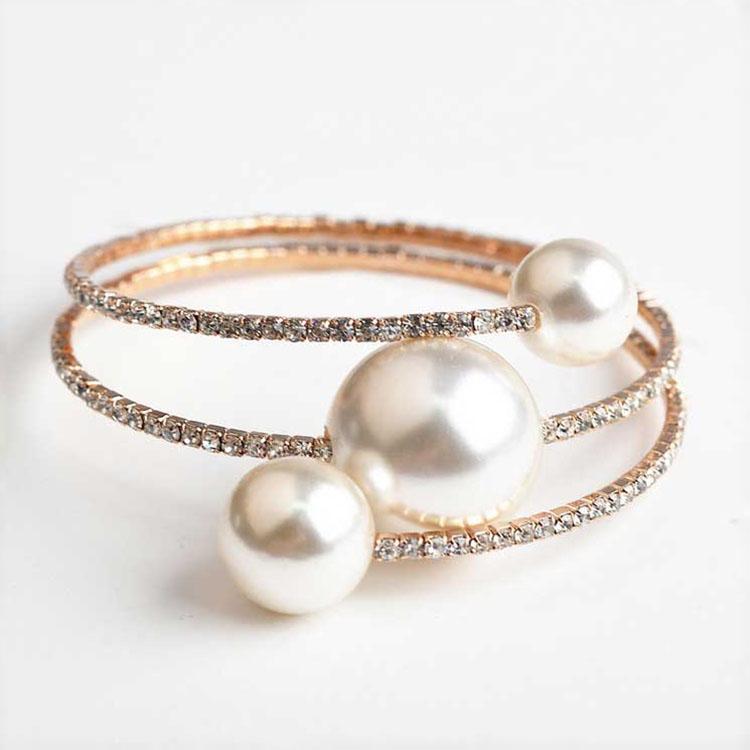 pearl bracelet  180216