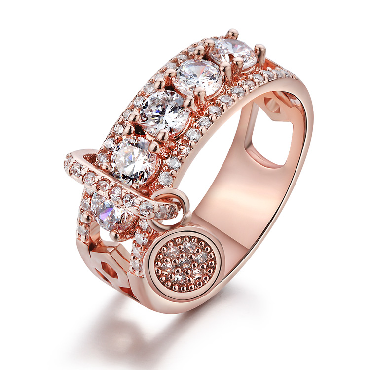 popular zircon ring RB041830