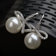 popular pearl earring 87776