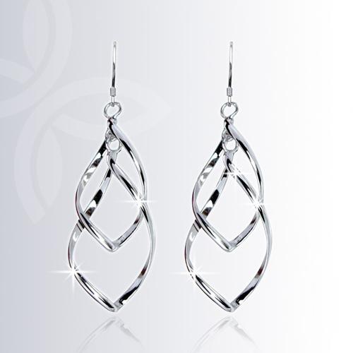 fashion silver earring 1659789