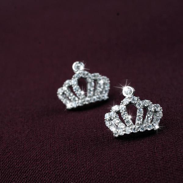 fashion silver earring 710482