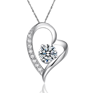 fashion silver pendant (excluding chain)...
