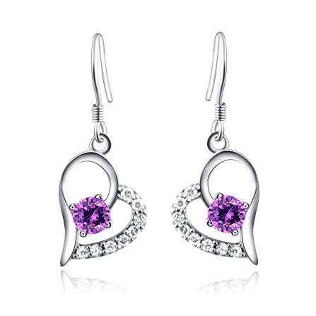 fashion silver earring 731816