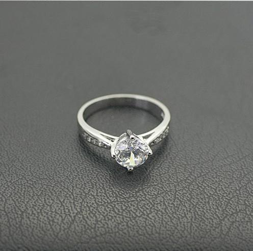 fashion silver ring 720201