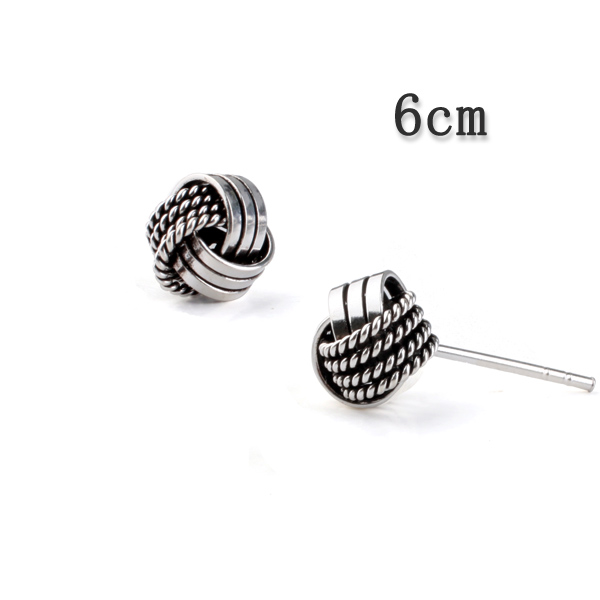 fashion silver earring 810034