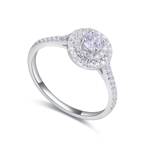 fashion silver ring QS22547