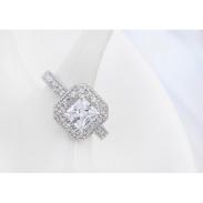 fashion silver ring QS22301