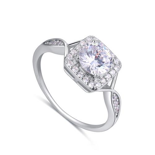 fashion silver ring QS22458