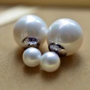 fashion silver earring 510483