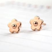 fashion silver earring 710856