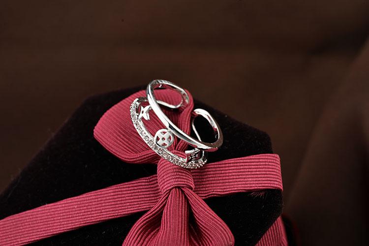 cross open ring 10307002
