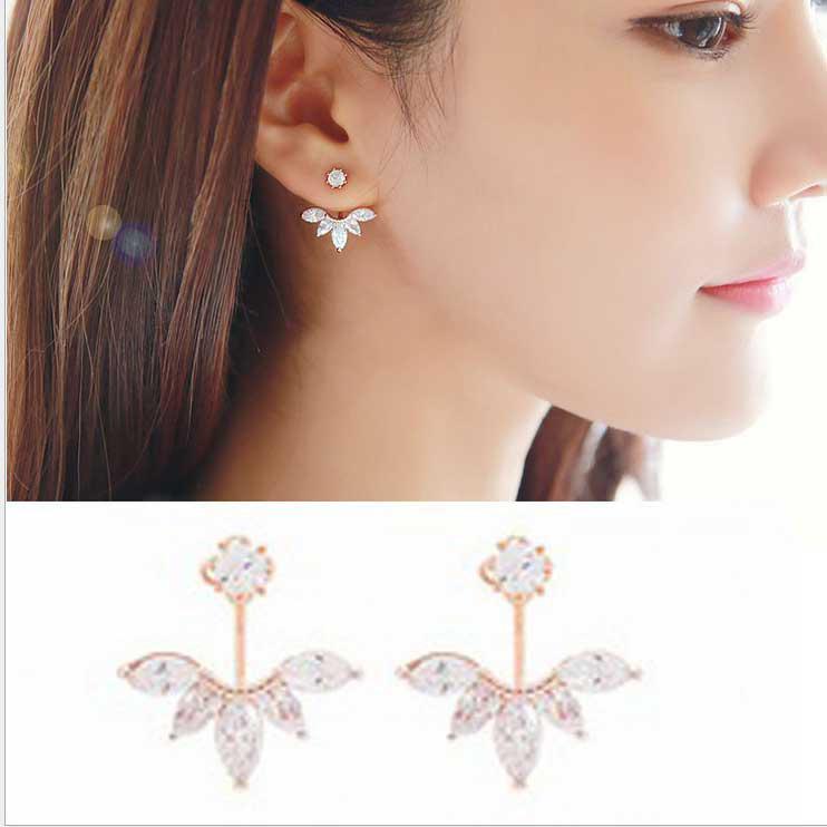 zircon earring 208024