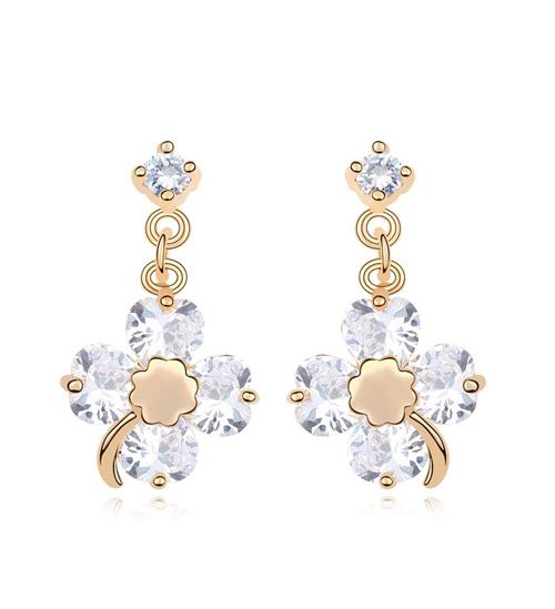 clover earring 208022