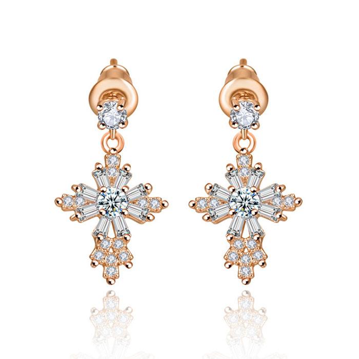 zircon earring 208019