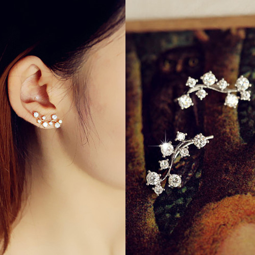 zircon earring 849200